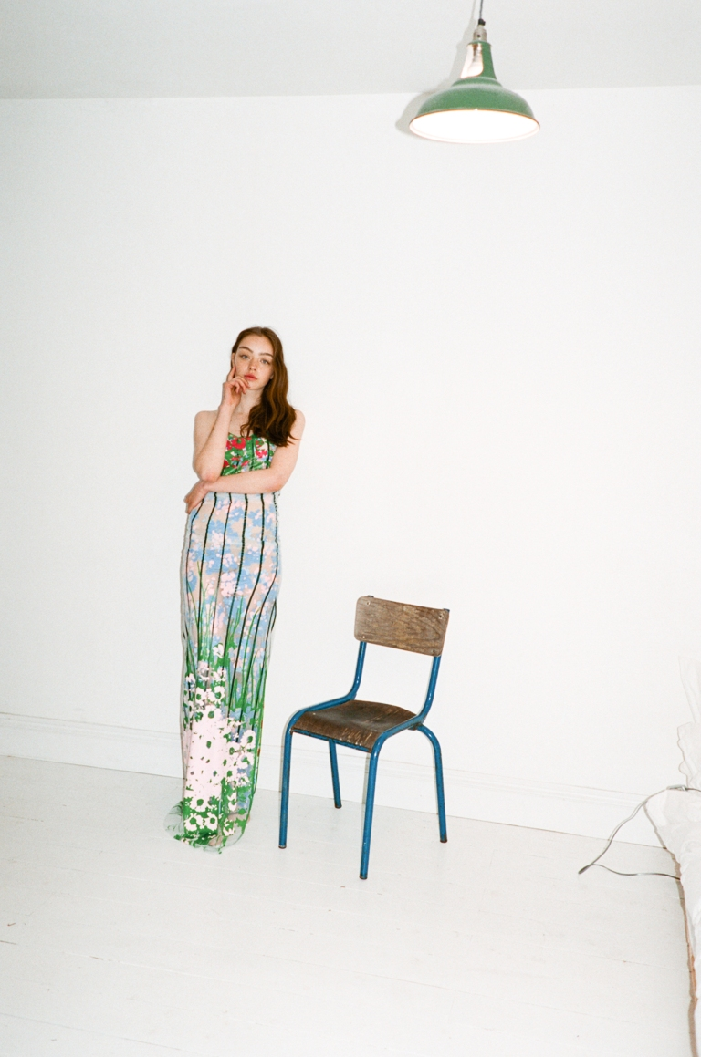 The Withering Flower Collection Lookbook by Angela TJ Chiang