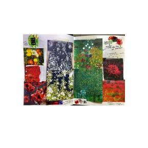 My floral mood board 花卉的繆思